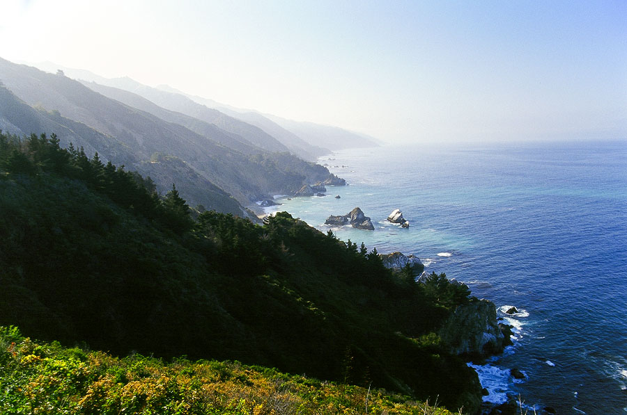 The Big Sur Coast (Day 4)