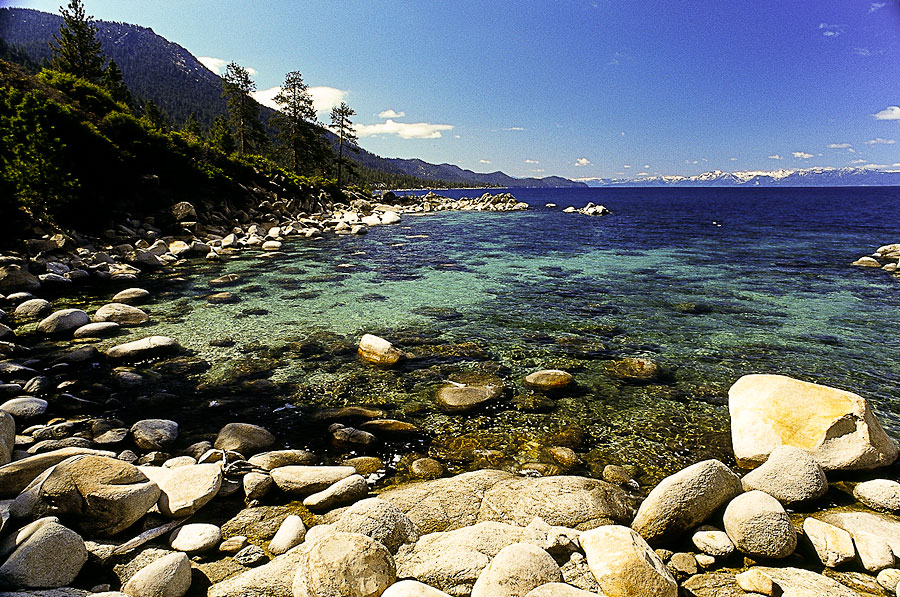 Hidden Beach, Lake Tahoe (Day 25)