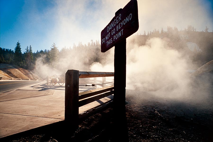 Sulphur Works, Lassen Volcanic National Park (Day 38)
