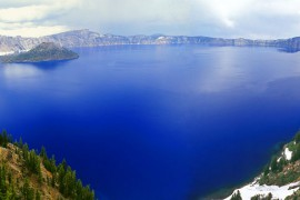 Crater Lake National Park (Mazama Campground)