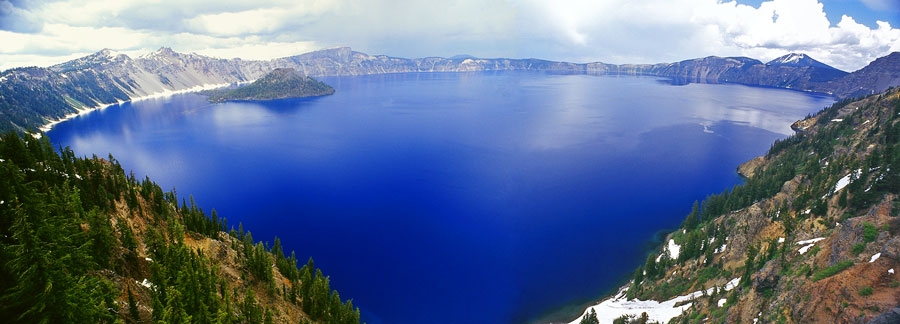 Crater Lake National Park (Day 45)