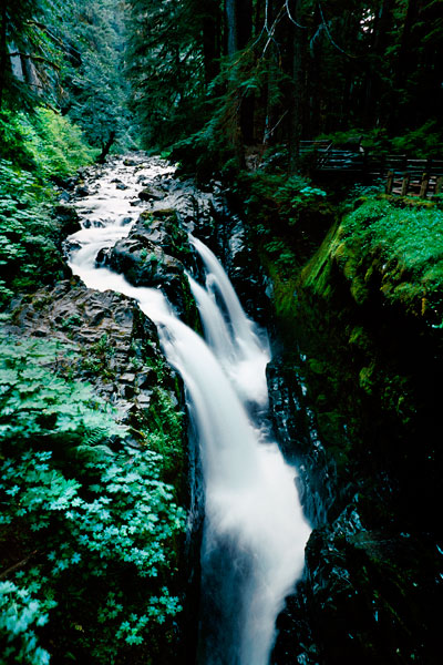 Sol Duc Loop Falls, Olympic National Park (Day 70)