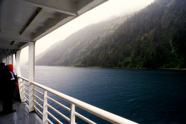 Ferry to Seward (Rest Day)