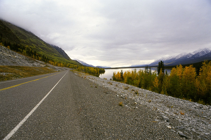Along the Alaskan Highway (Day 120)
