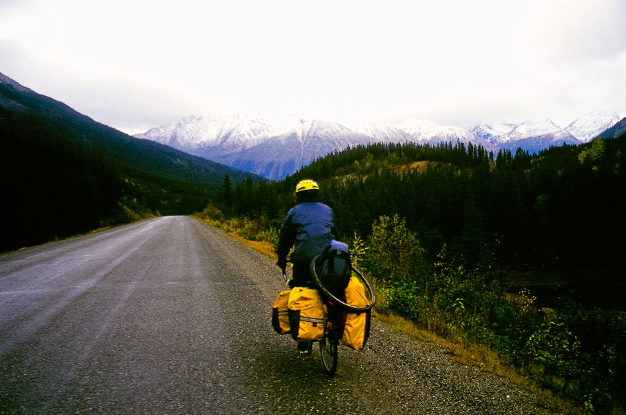 At least it's not raining, Cassiar Highway (Day 128)
