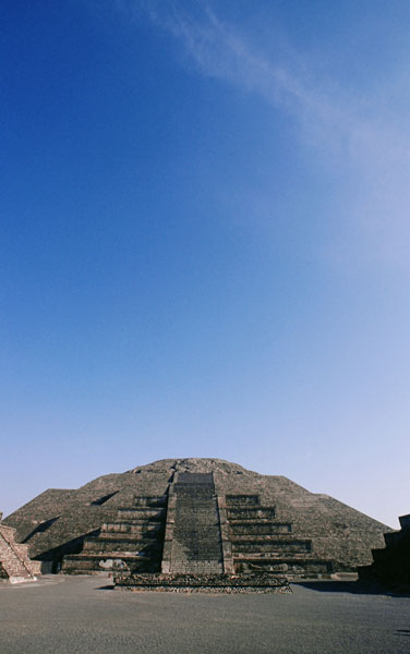 Teotihuacan Piramides, near Mexico D.F. (Day 186)