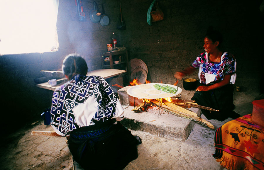 Cooking in Chamula (Day 198)