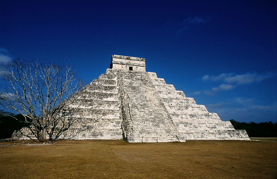 Chichen Itza (Day 207)