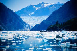 Juneau (Mendenhall Glacier Campground, Rest Day)