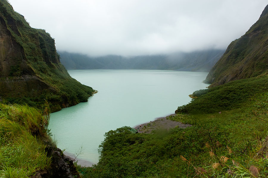 Mount Pinatubo travel photography