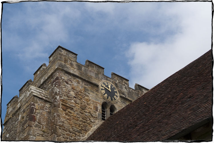 Bicycle Touring East Sussex - Churches