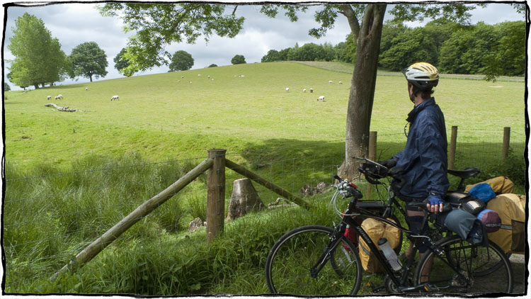 Bicycle Touring East Sussex - Country Life