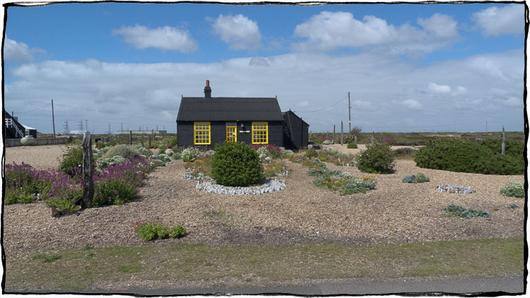 Bicycle Touring East Sussex - Dungeness