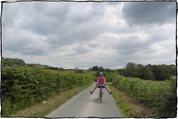 Bicycle Touring East Sussex - Cycling