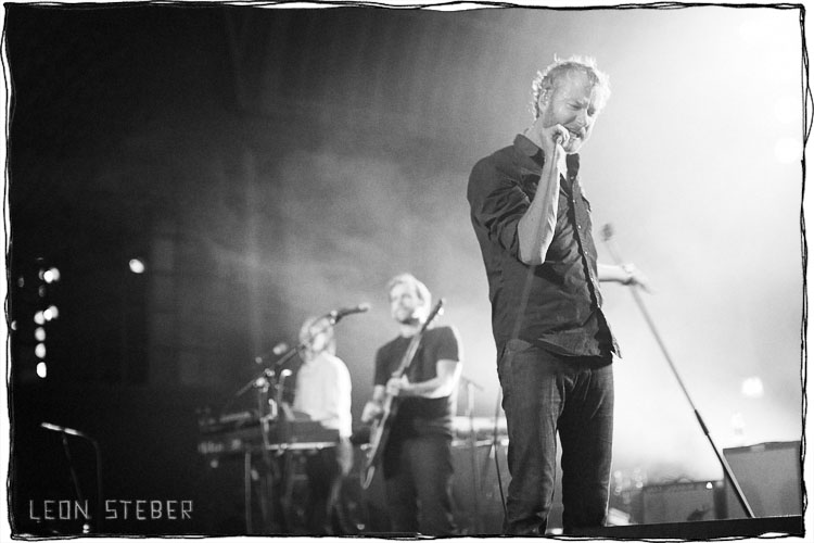 The National gig photos live in Brighton