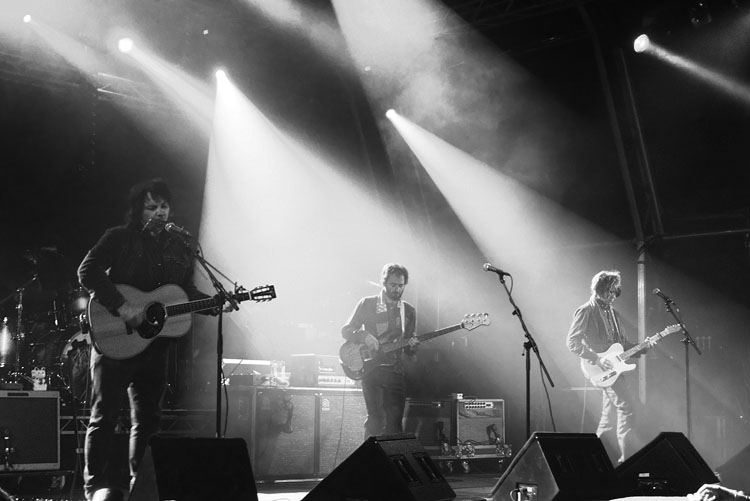 Wilco at End of the Road Festival