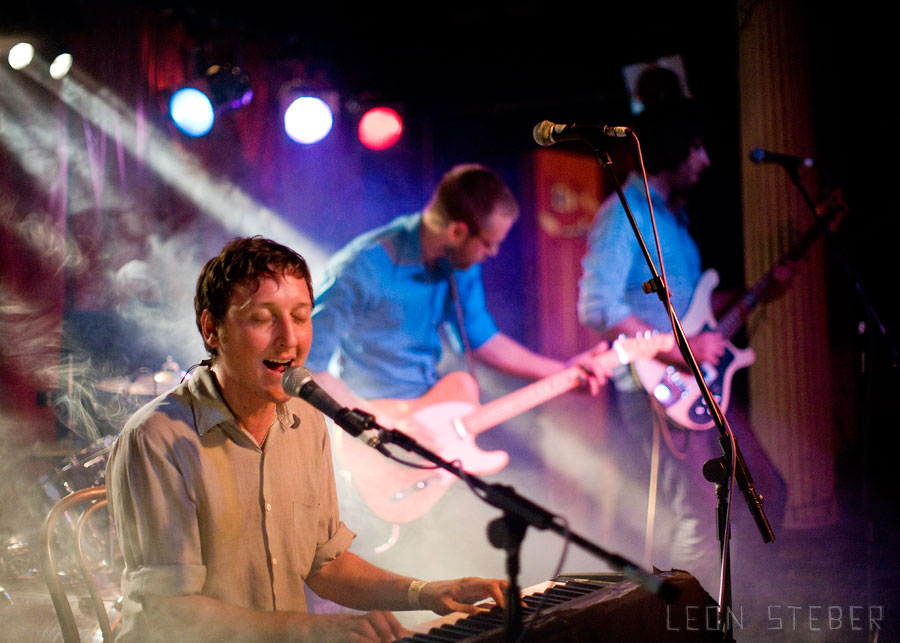 The Panics, Monto Water Rats, London (2)