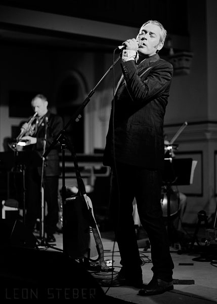 Tindersticks live at St George's Church, Brighton