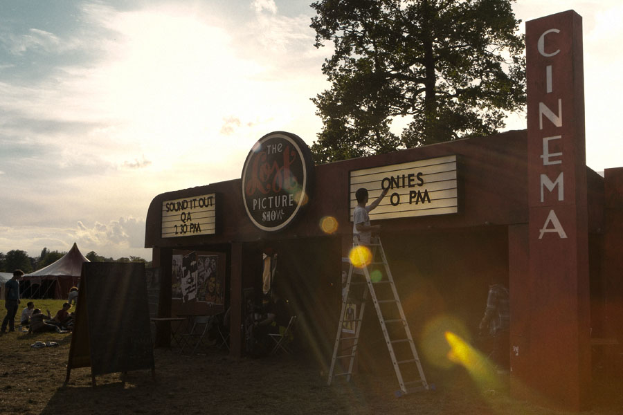 The Lost Picture Show Cinema at the No Direction Home Festival