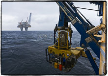 Oil Rig Photography