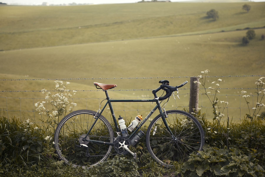 Steyning Bostal, Cycling in Sussex - Bike Porn