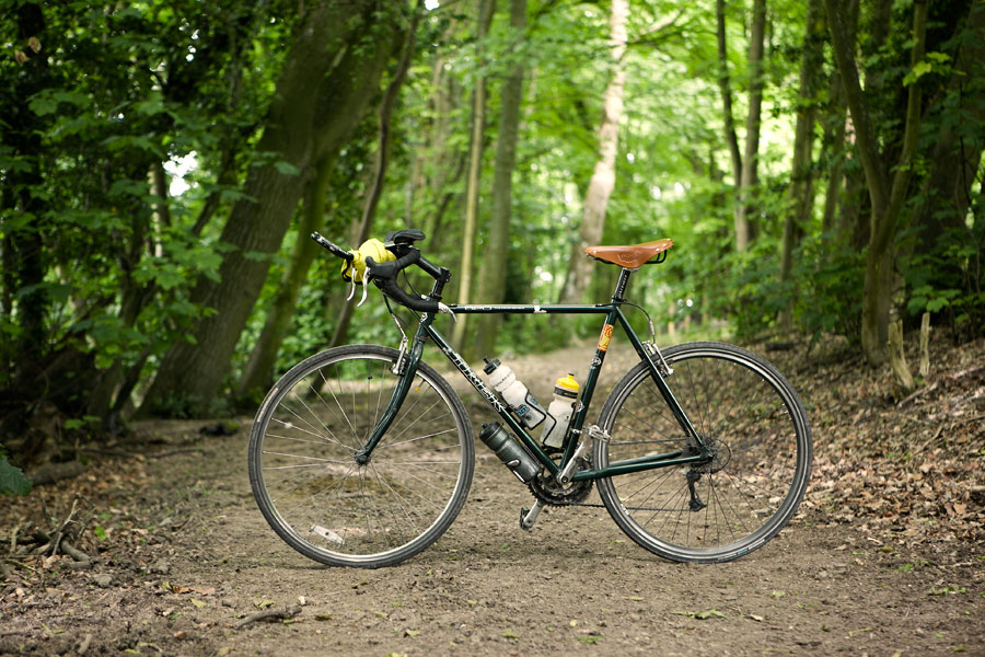 Cycling in Sussex - Bike Porn