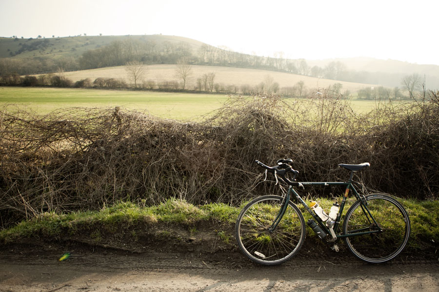 Between Ditchling Beacon and Devil's Dyke, Cycling in Sussex - Bike Porn