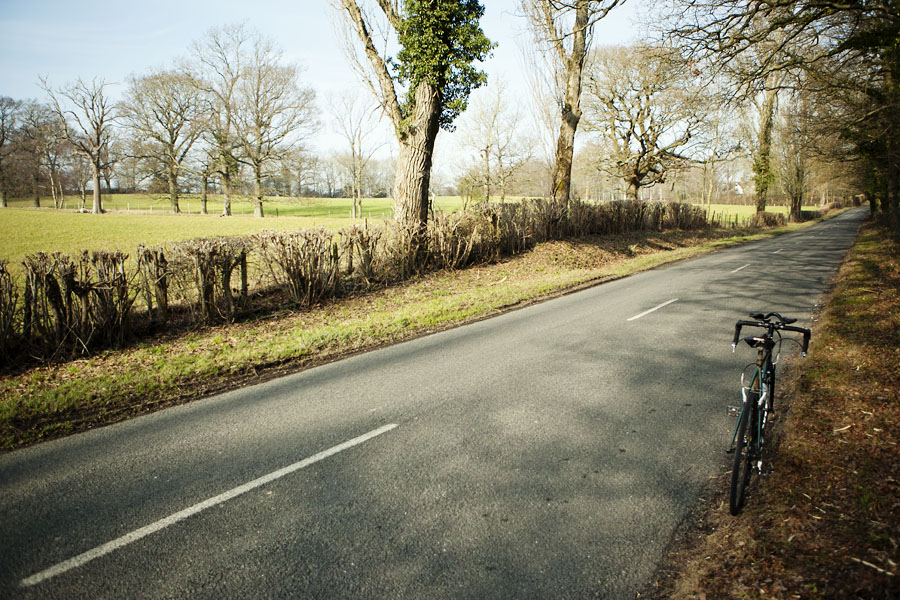 Past Twineham, Cycling in Sussex - Bike Porn
