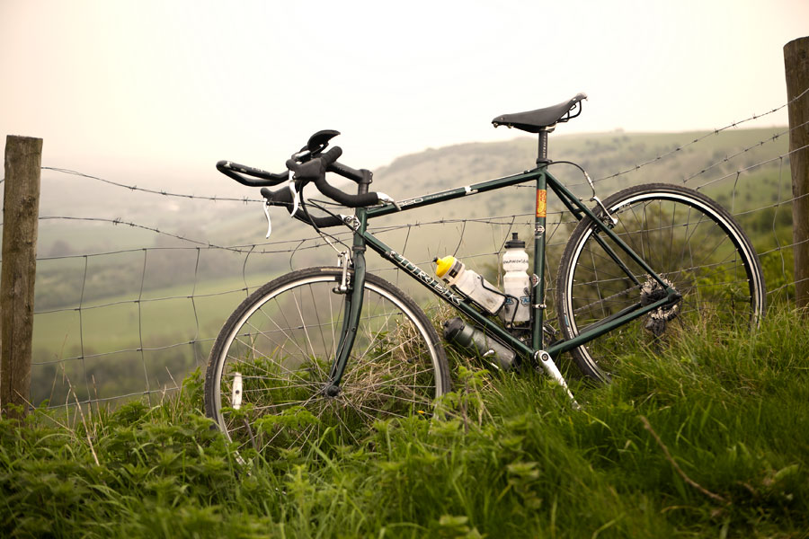 Ditchling Beacon, Cycling in Sussex - Bike Porn