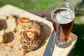 Home Brew Gluten-Free Beer: Brewing with Malted Grains
