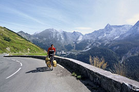 Bicycle Touring the Pyrenees